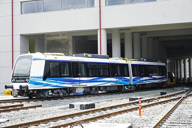 Αβέβαιη η παράδοση του μετρό Θεσσαλονίκης το