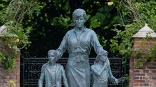 Here's Why Princess Diana's New Statue Also Features 3 Children