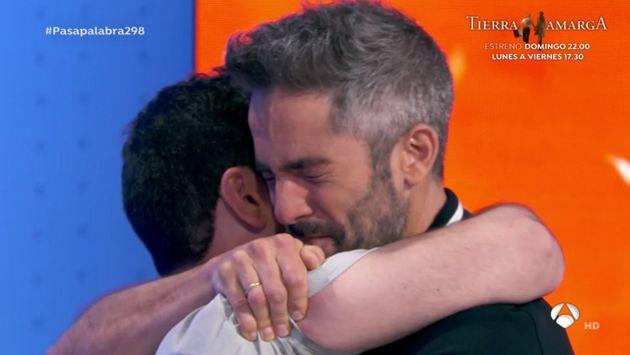 Roberto Leal y Pablo Díaz, en