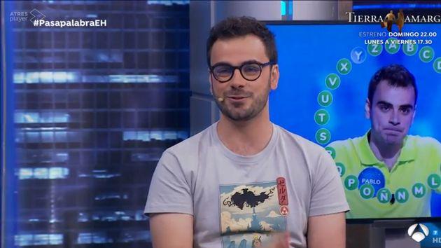 Pablo Díaz en 'El