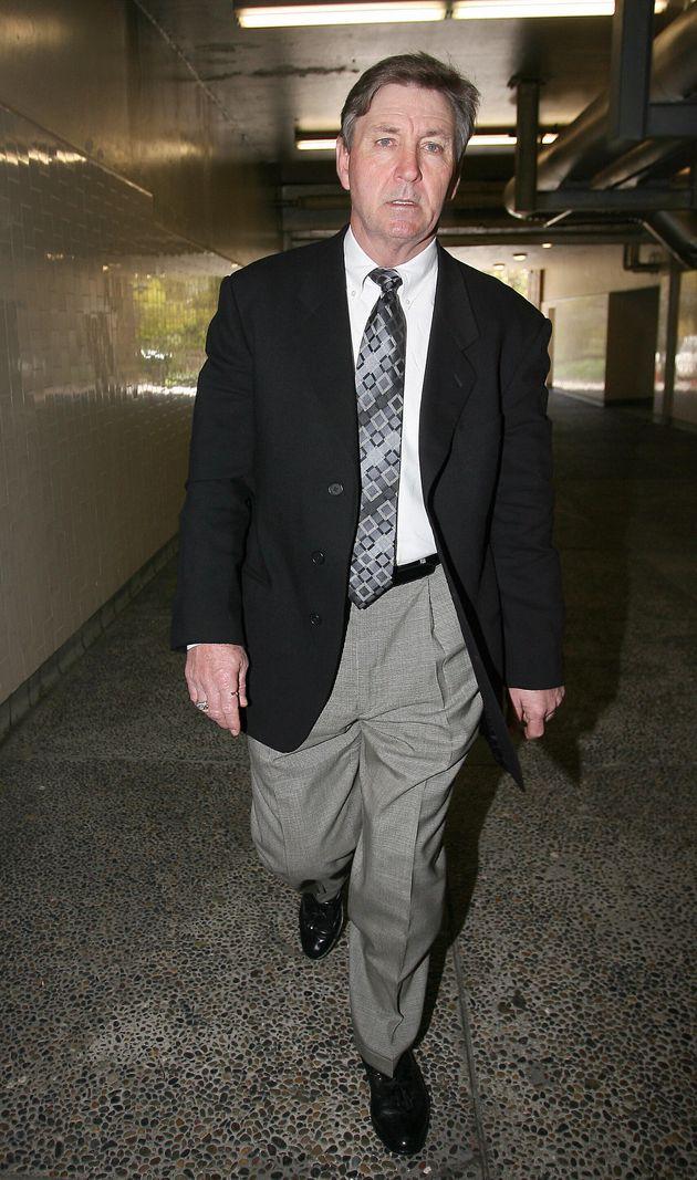 Britney's father, Jamie