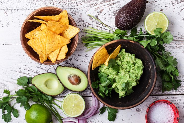 For many, nothing's better than guacamole that's freshly made right at the table.