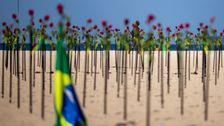 Scandal-Plagued Brazil Could Soon Become The Global Leader In COVID-19 Deaths