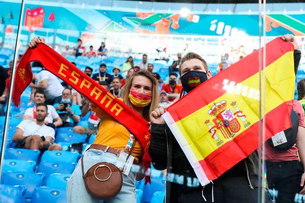 Aficionados de España en San