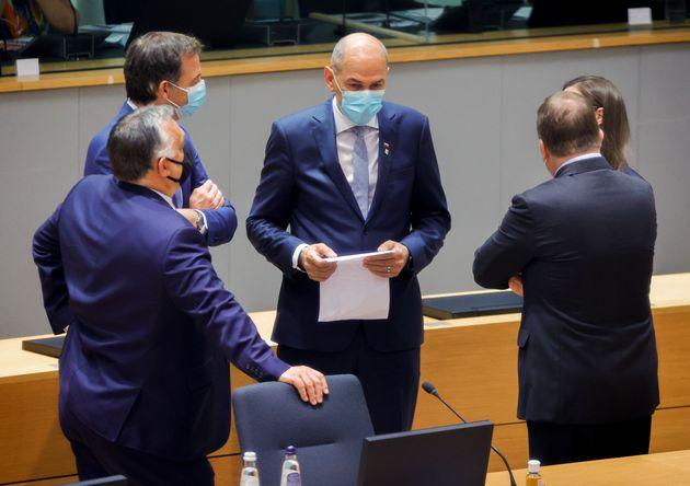 Ε.Ε: Η προεδρία της Σλοβενίας αυξάνει τον φόβο της απειλής εκ των