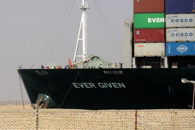 Σουέζ: Ελεύθερο το Ever Given - Συμφωνία Διώρυγας και