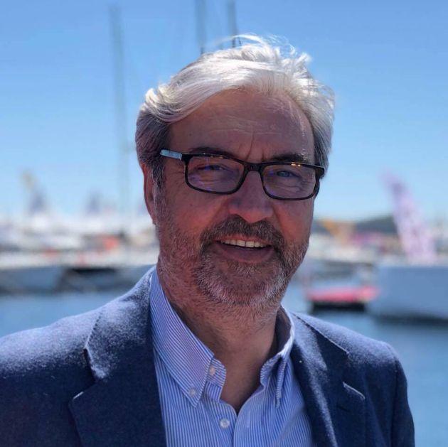 Patrick Boré, ancien maire de la Ciotat et sénateur des