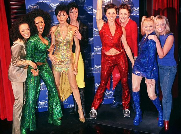 Spice Girls: 20 Rare Pics Guaranteed To Make You Misty-Eyed As Wannabe Turns
