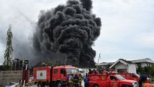 Thailand Chemical Factory Explosion Forces Thousands To Evacuate
