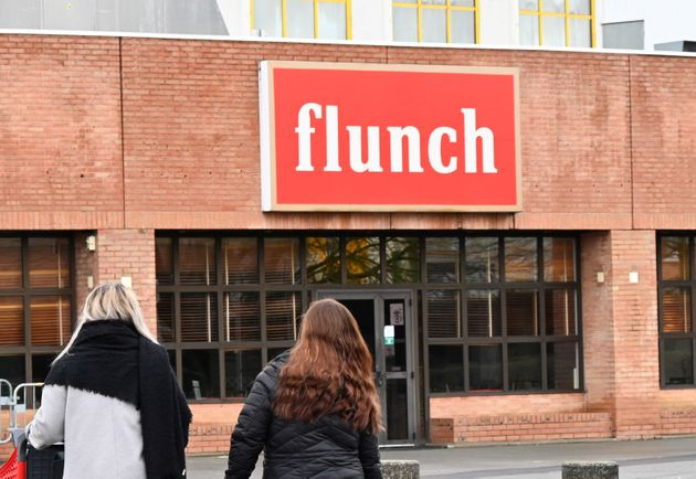 Un restaurant Flunch à Béthune, en janvier 2021. L'entreprise en compte 227 en