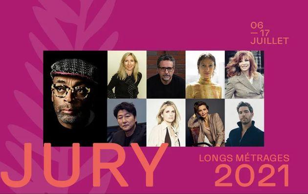 Le jury 2021 du Festival de Cannes, présidé par Spike