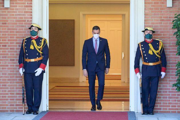 Pedro Sánchez, en La