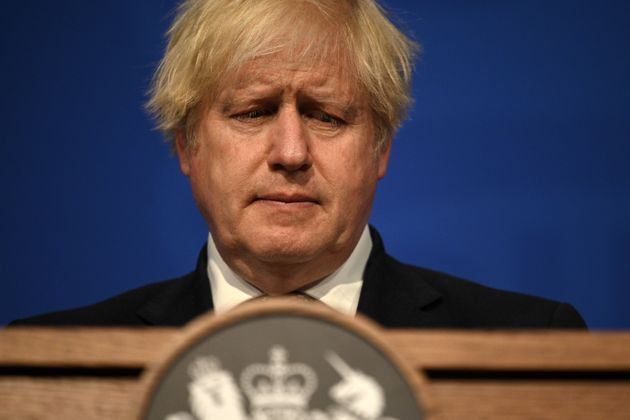 Is Boris Johnson's 'Big Bang' Just The Levelling Down Of England's Covid