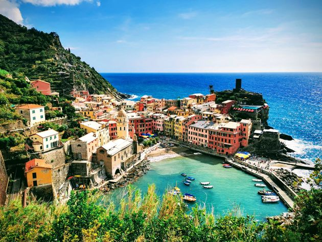 Liguria 2030: cinque progetti portanti per la crescita del