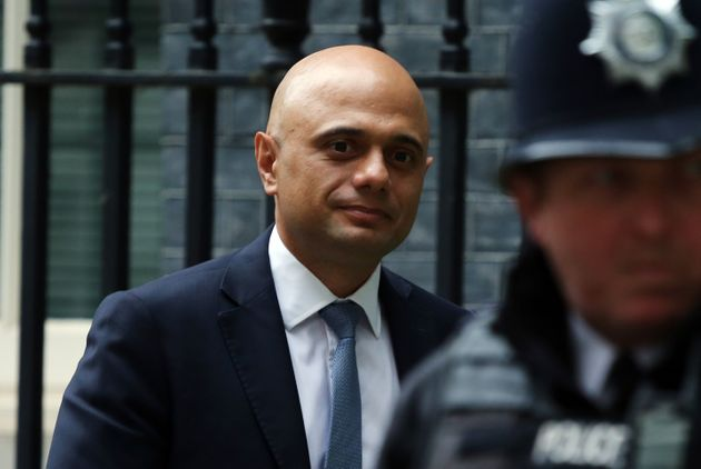 LONDON, UNITED KINGDOM - JUNE 30: Secretary of State for Health and Social Care Sajid Javid leaves 10...