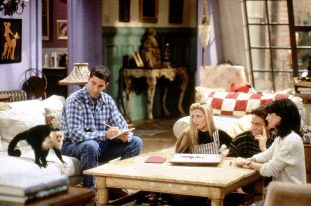 David Schwimmer claimed that he did not enjoy working with the