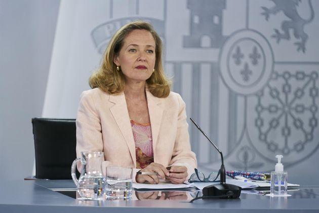 Nadia Calviño, ministra de Asuntos