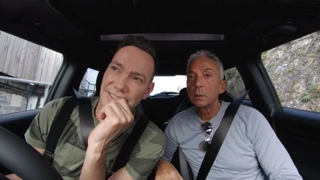 The pair are taking to the roads for a new ITV