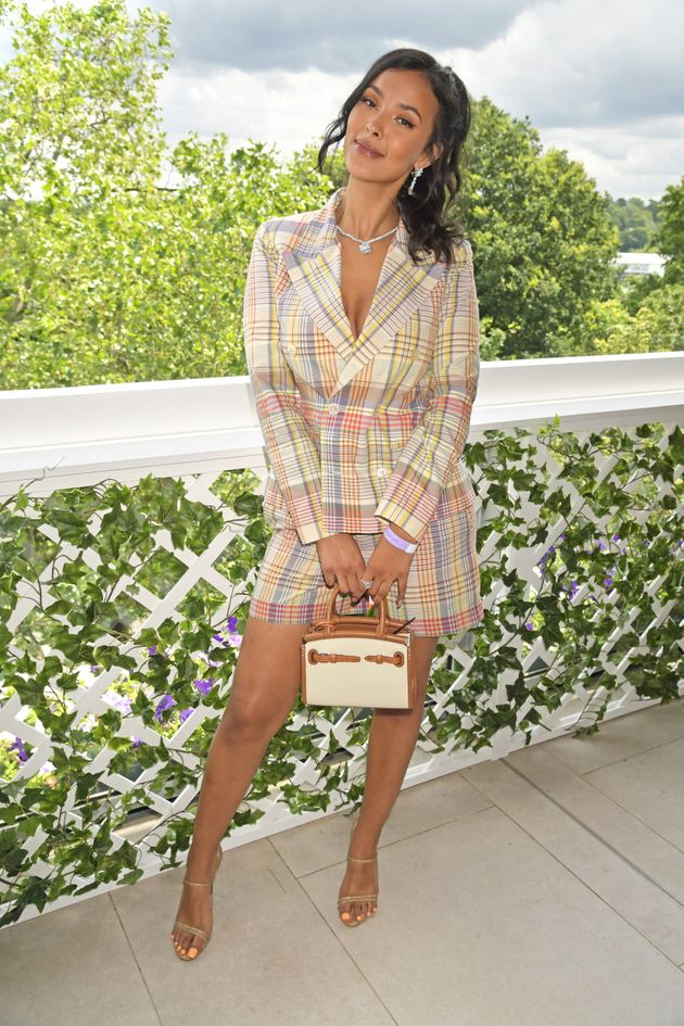 Maya Jama is one of the stars rumoured for Strictly this