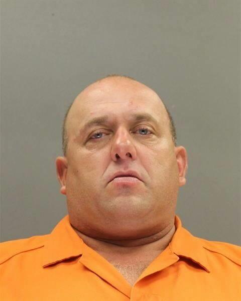 Edward C. Mathews was arrested Monday after video showed him spewing racial slurs at people in a Mount Laurel neighborhood.