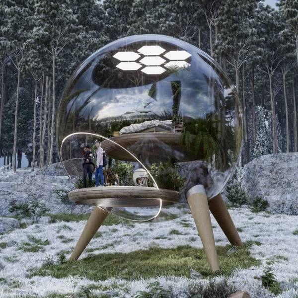 Fishbowl House, de Jorge Veliz.