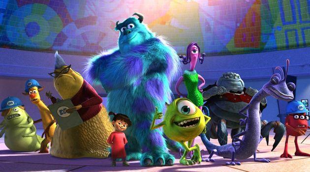 Los personajes de 'Monstruos,