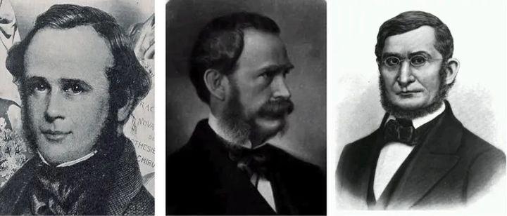 Los grandes pioneros de la historia de la anestesia gaseosa fueron Horace Wells (1815-1848), dentista considerado como el verdadero descubridor de la anestesia quirúrgica moderna, Williams T. Green Morton (1819-1868), cirujano dentista e introductor en clínica de la anestesia con éter, y Charles Thomas Jackson (1805-1880), químico, médico y geólogo, quien aconsejó a Morton el uso del éter sulfúrico en la práctica clínica.