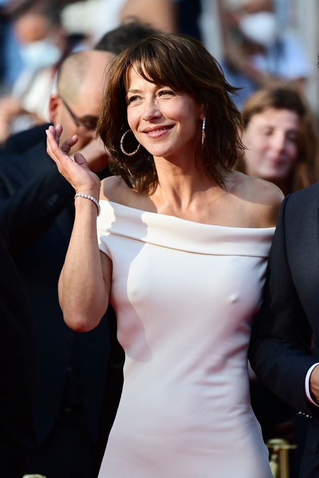 Festival de Cannes 2021: Sophie Marceau fait un retour sans faute sur le tapis