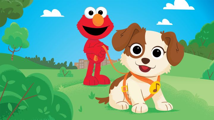 """""""Furry Friends Forever: Elmo Gets a Puppy"""" will air on HBO Max Aug. 5."""