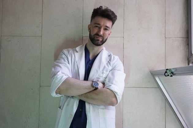 El médico y divulgador sanitario David