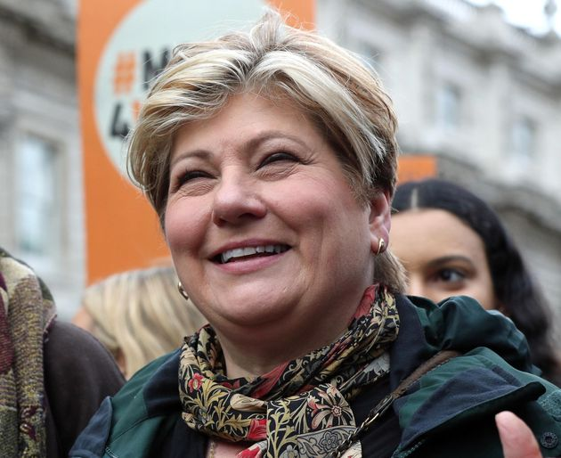 Emily Thornberry (Photo by Jonathan Brady/PA Images via Getty