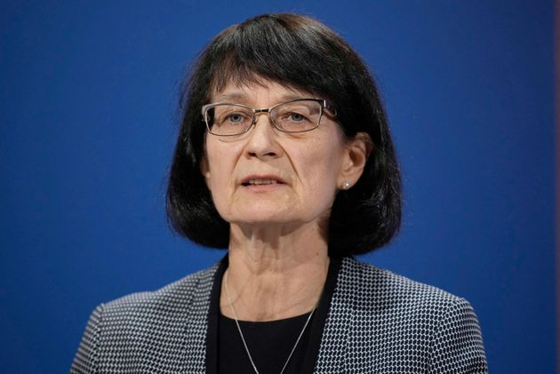 Chief executive of the UK Health Security Agency, Jenny