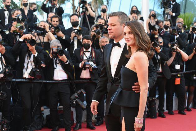 Festival de Cannes 2021: Camille Cottin et Matt Damon enflamment le tapis