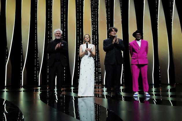 Cérémonie d'ouverture du Festival de Cannes, le 6 juillet