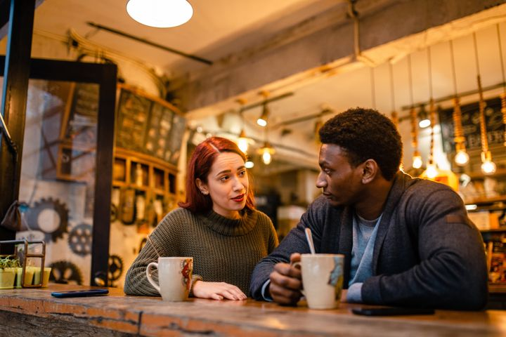 Don't look at boosting your partner's self-esteem as a full-time responsibility.