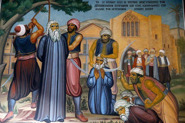 Η 9η Ιουλίου 1821 και οι αγώνες του Κυπριακού