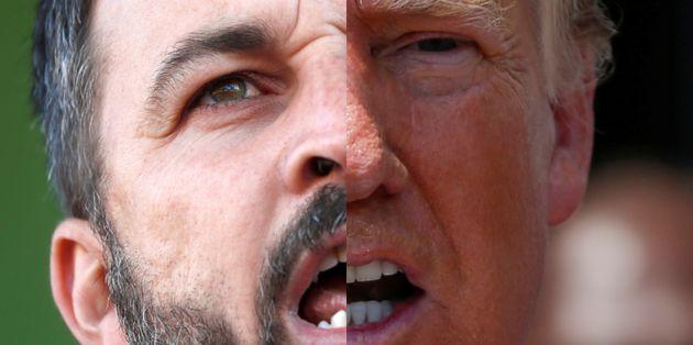 Santiago Abascal y Donald