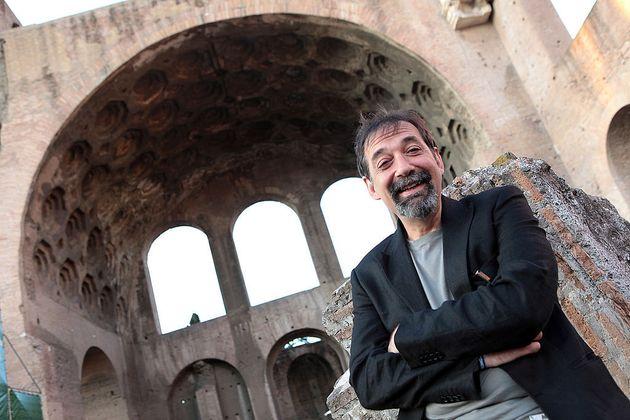ROME, ITALY - JUNE 12: Italian author Emanuele Trevi poses during the 2013 Festival delle Letterature...