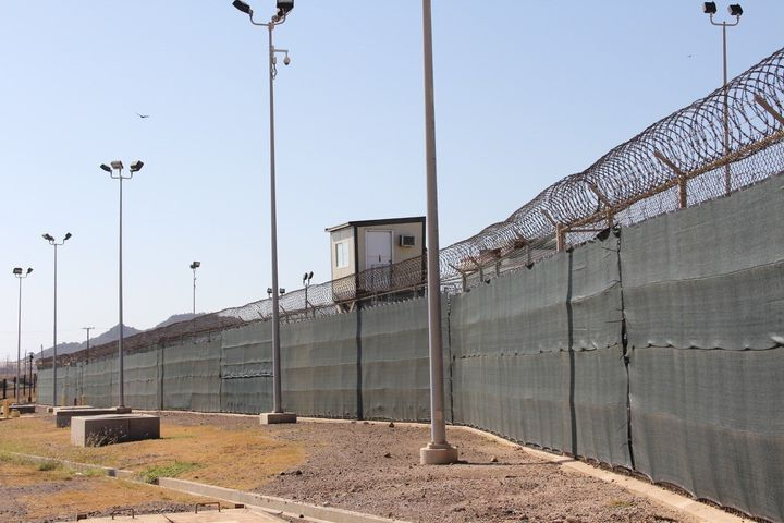 The U.S. opened its military prison in Guantanamo Bay, Cuba, in 2002 under the George W. Bush administration. Hundreds of peo