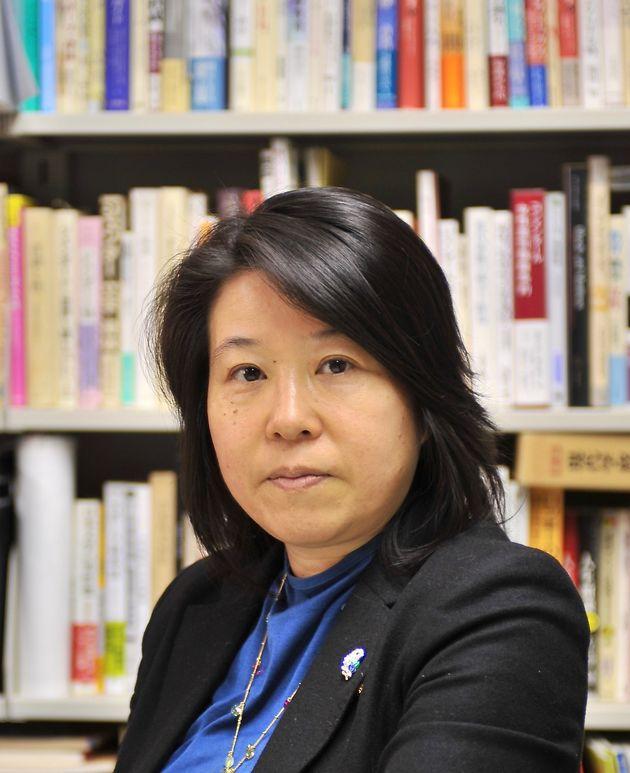 來田享子教授