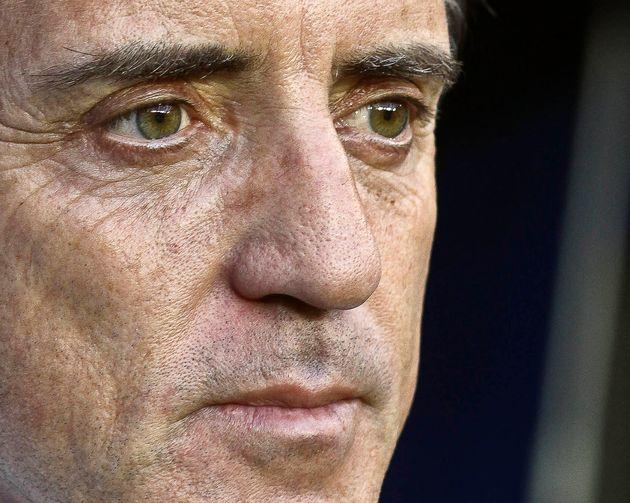 01.06.18, NICE, Allianz Riviera Stadium, Amichevole FRANCIA-ITALIA - nella foto: Roberto Mancini