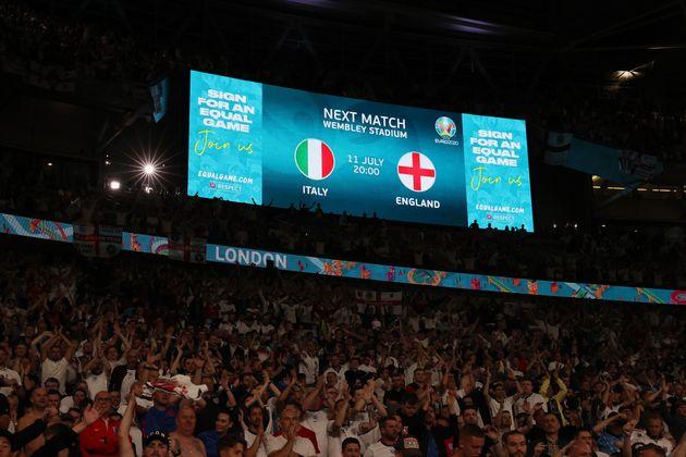 Italia-Inghilterra, London calling