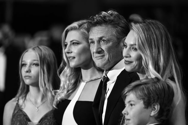 CANNES, FRANCE - JULY 10: (EDITORS NOTE: Image has been converted to black and white.) (L-R) Jadyn Rylee,...