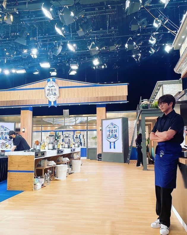 Participated in the recording of KBS 2TV 'Baek Jong-won Class'