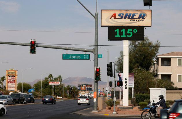 Vagues de chaleur étouffante aux États-Unis et en Espagne, jusqu'à 47°C recensés(La...