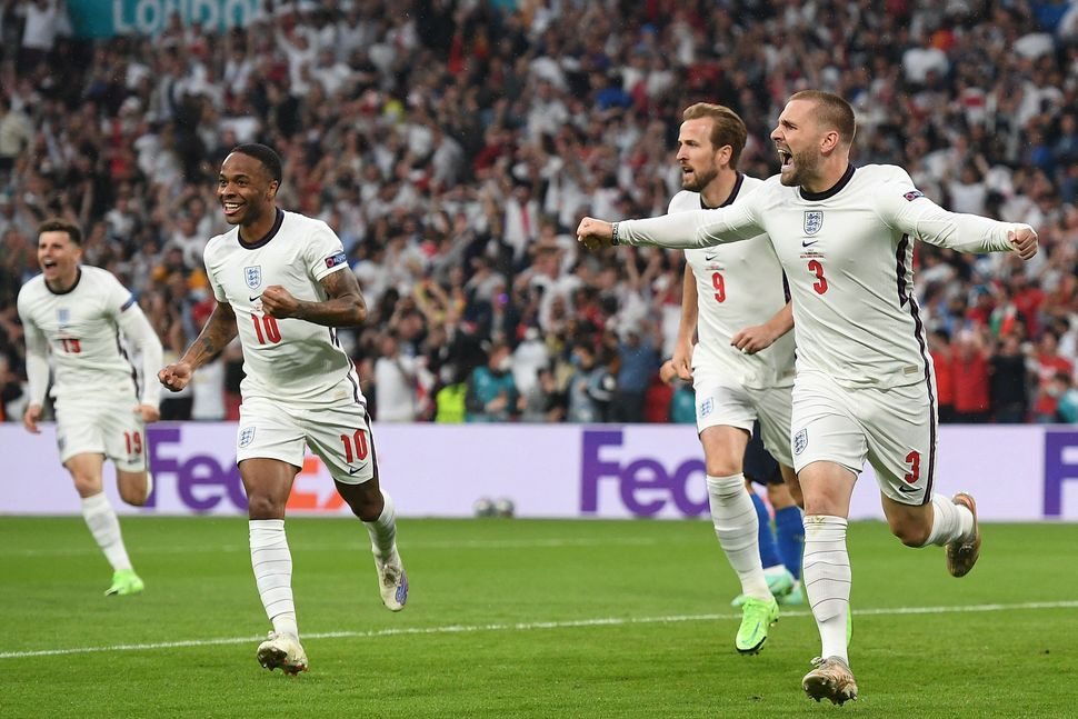 Euro 2020:21 Stunning Photos From Wembley To Lift Your