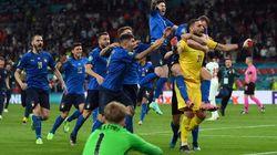 Italia, campeona de Europa tras imponerse a Inglaterra en los