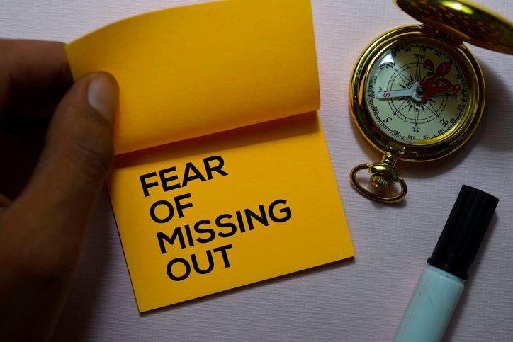 '포모증후군(Fear Of Missing Out, 소외되는 것에 대한