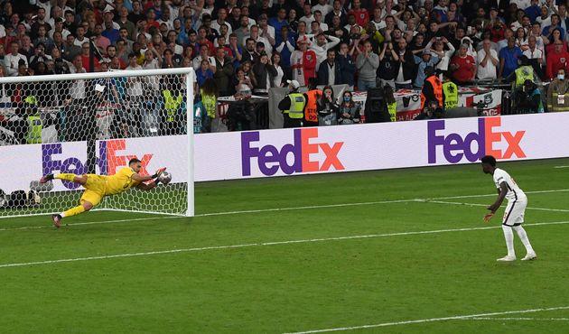 Euro 2020 - Μπουκαγιό Σακά: Από ρέκορντμαν, μοιραίος για την