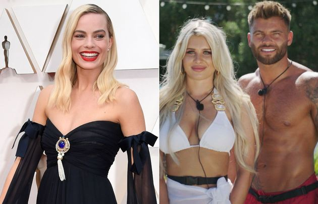 Margot Robbie is one of Love Island's most A-list